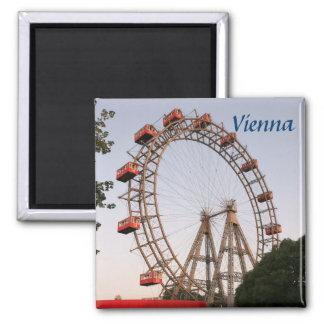 Vienna Riesenrad photo Magnet