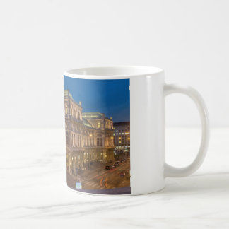 Vienna State Opera, Austria Coffee Mug