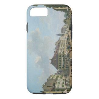 Vienna, the promenade, 1824 (oil on canvas) iPhone 7 case