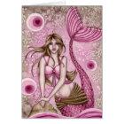 Vienna - Valentine Mermaid Card