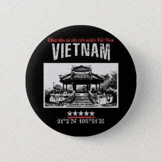 Vietnam 2 Inch Round Button