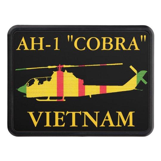 "Vietnam AH-1 ""Cobra"" Hitch Cover"