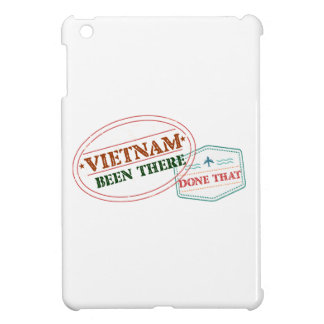 Vietnam Been There Done That Case For The iPad Mini