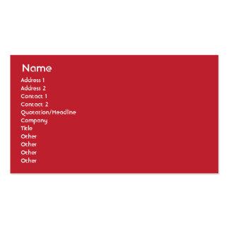 Vietnam - Business Business Card