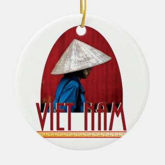 VIETNAM CERAMIC ORNAMENT
