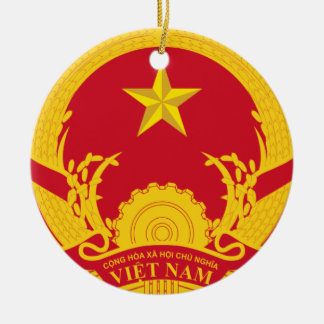 Vietnam* Christmas Tree Ornament