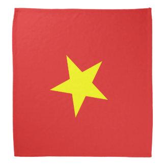 Vietnam Flag bandana