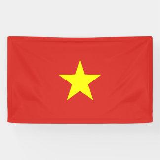 Vietnam Flag Banner