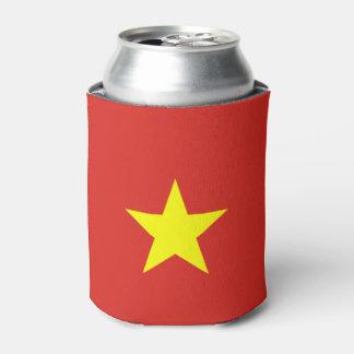 Vietnam Flag Can Cooler