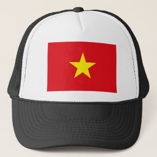 Vietnam Flag Hat