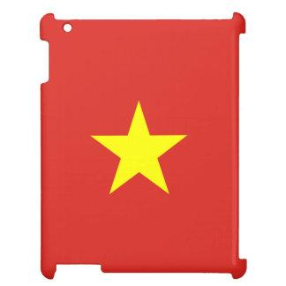 Vietnam Flag iPad Case