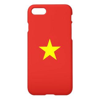 Vietnam Flag iPhone 7 Case
