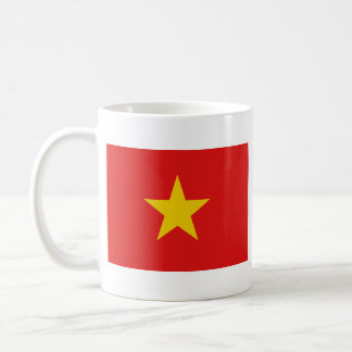 Vietnam Flag ~ Map Mug