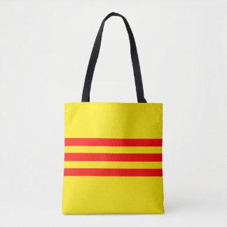 Vietnam Flag (new) Tote Bag