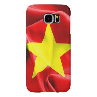 Vietnam Flag Samsung Galaxy S6 Case