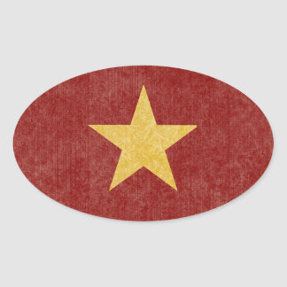 Vietnam Flag Stickers