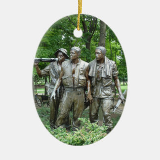 Vietnam Heros Ornament