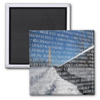 Vietnam Memorial Wall Magnet