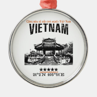 Vietnam Metal Ornament