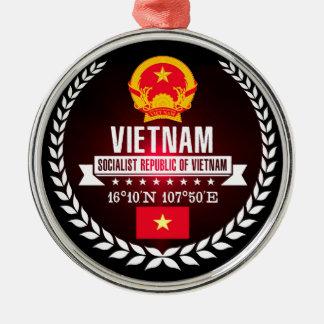 Vietnam Metal Ornament