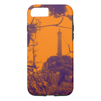 Vietnam Oldest Highest Lighthouse Orange Photo iPhone 8/7 Case