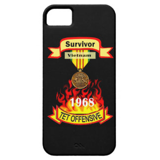 Vietnam Tet Offensive Survivor IPhone 5 Case