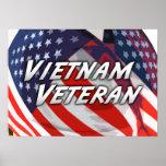 Vietnam Veteran Poster