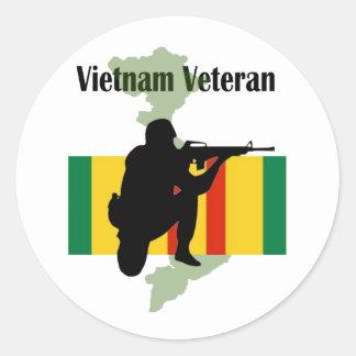 Vietnam Veteran Stickers