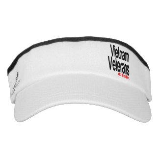 Vietnam Veterans Do It Better Visor