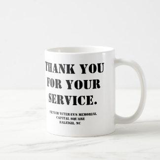 Vietnam Veteran's Memorial Coffee Mug