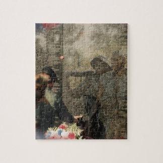 Vietnam Veterans' Memorial Jigsaw Puzzle