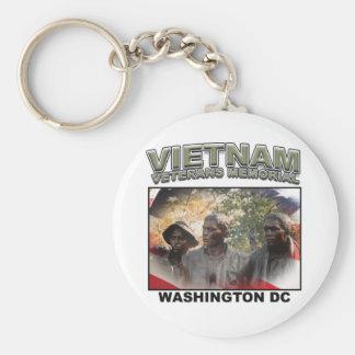 Vietnam Veterans' Memorial Keychain
