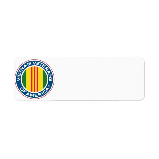 Vietnam Veterans of America Labels