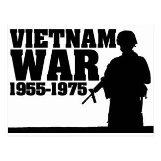 Vietnam War 1955-1975 Postcard