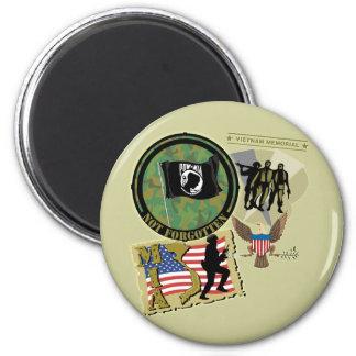Vietnam War Magnet