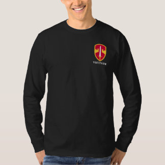 Vietnam War Regiments & Divisions Long Sleeve Tee