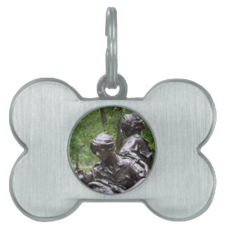 Vietnam Womens Memorial Pet Tag