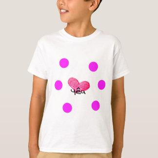 Vietnamese Language of Love Design T-Shirt