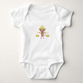 Vietnamese monkey baby bodysuit