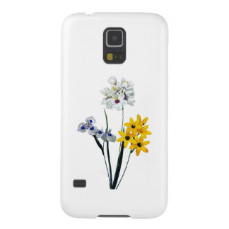 Vieufseuxie a taches by Pierre Joseph Redoute Case For Galaxy S5