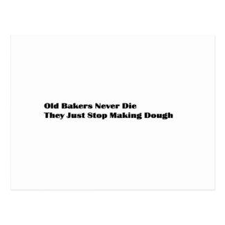 Vieux boulangers carte postale
