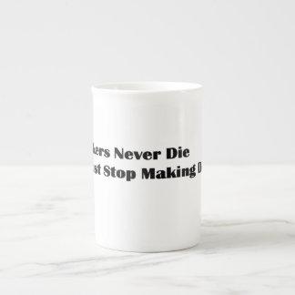 Vieux boulangers mug porcelaine anglaise