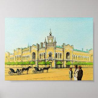Vieux Chisinau Posters