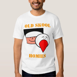 Vieux Skool Homies Tee-shirt