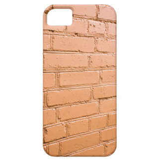 View angle on the brick wall case for the iPhone 5