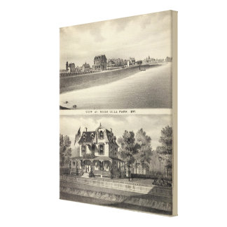 View at Reids Villa Park and Residence Canvas Print