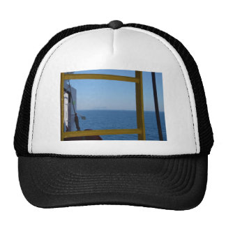 View From A Ship Trucker Hat