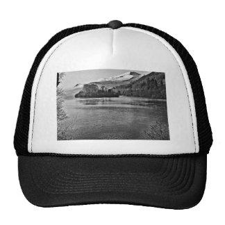 view from loch tay highlands scotland trucker hat