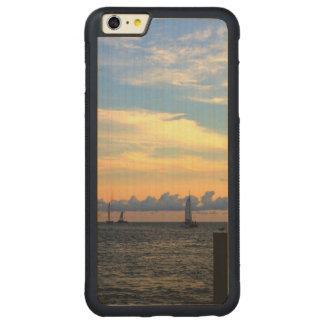 View From  Mallory Carved® Maple iPhone 6 Plus Bumper Case