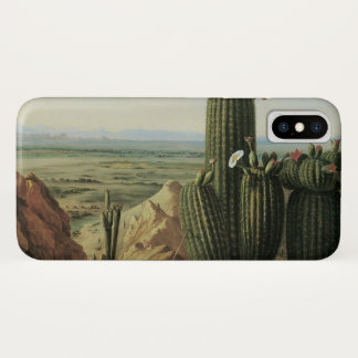 View from Maricopa Mountain Near Rio Gila by Pratt Case-Mate iPhone Case
